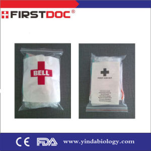 New CE FDA ISO Approved Mini OEM First Aid Kit in Valve Bag pictures & photos