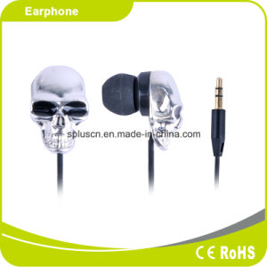 2016 High Quality Silver and Metal Earphone pictures & photos