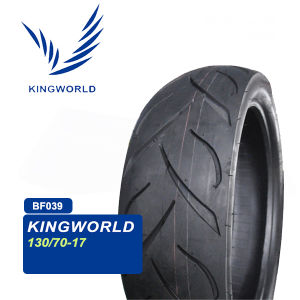 High Speed Tubeless Motorcycle Tyre 130/70-17 pictures & photos