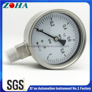 Manifold Wika All Stainless Steel Pressure Gauge pictures & photos
