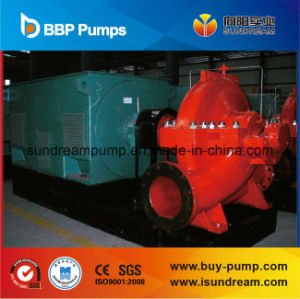 Horizontal Double Suction Pump Single Stage ISO Approved pictures & photos