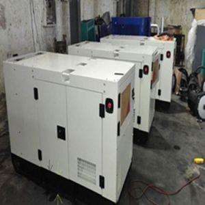 Factory Price 600kVA Silent Diesel Generator Powered by Cummins Kta19-G5 Engine pictures & photos