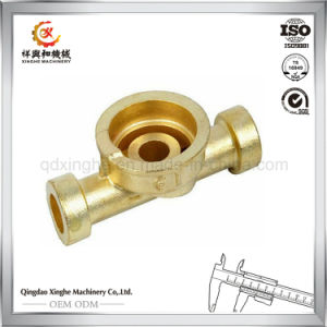 OEM Bronze Parts Brass Sand Casting Factory pictures & photos