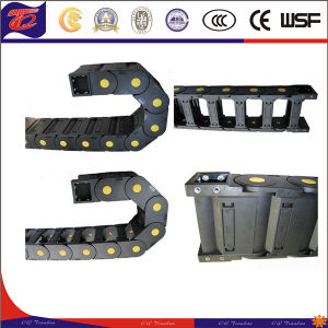 PA66 Material Plastic Roller Cable Transmission Chain pictures & photos