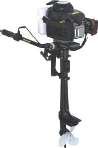 Outboard Motor 3.6HP pictures & photos