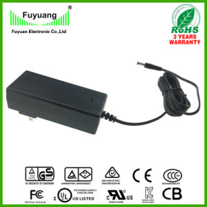 42V 1A Li-ion Battery Charger with Certificate pictures & photos