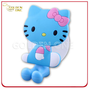 High Quality Fancy Design Cartoon Embossed Printing Soft PVC Hanger pictures & photos