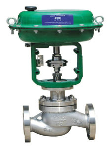 CV3000 Top Guided Pneumatic Control Valve (GAHTS) pictures & photos