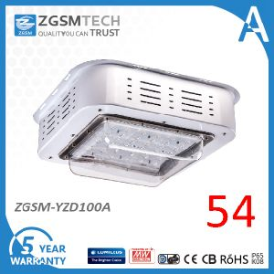 Surface Mounted 100W Gas Staion LED Canopy Light with Ce pictures & photos