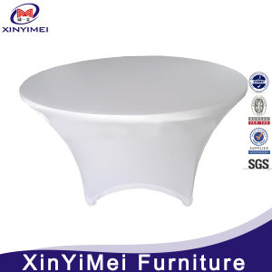Wholesale Cheap Fancy Modern Spandex Table Cover pictures & photos