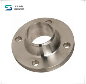 ASME B16.5 A182 Weld Neck Flange Collar Flange pictures & photos