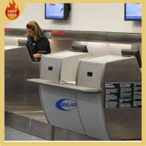 China Wholesale Custom Airport Information Security Counter pictures & photos