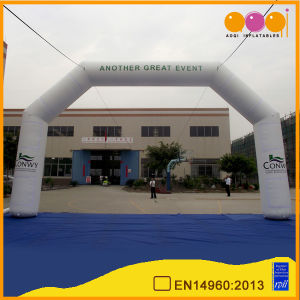 Inflatable White Arch pictures & photos