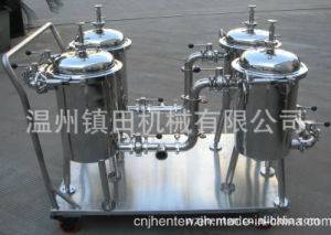Stainless Steel Basket Type Filter for Chemical Industry pictures & photos