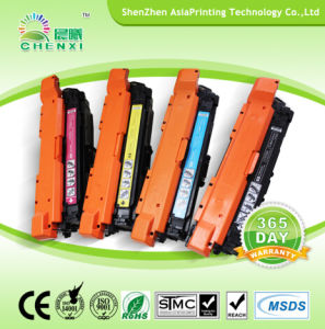 Premium Color Toner Cartridge for HP Ce264X CF031A CF032A CF033A pictures & photos