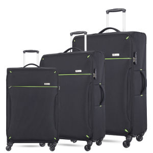 Light Weight 4 Wheels Trolley Travel Luggage Sets pictures & photos