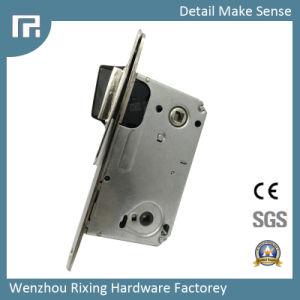 Magnetic Wooden Door Mortise Door Lock Body R02 pictures & photos