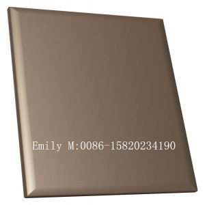18mm High Glossy Lacquer Kitchen Cabinet Door (ZHUV factory) pictures & photos