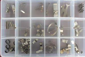 Customizied Stainless Steel Four-Slide & Multi-Slide Stampings pictures & photos