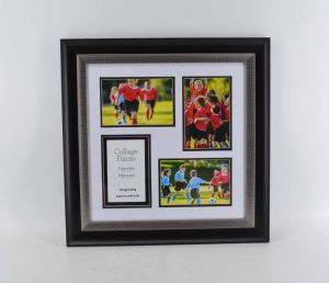 Multi-Plastic Photo Frame for Wall Deco pictures & photos
