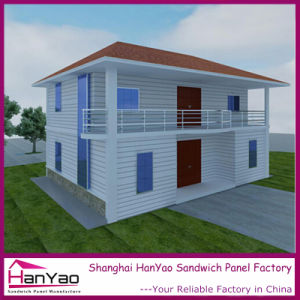 Modern Light Steel Structure Prefabricated House Easy Install pictures & photos