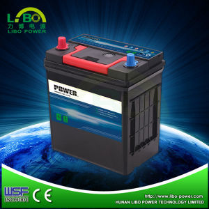 Mf Rechargeable Sealed Lead Acid Car Battery JIS Ns40
