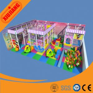 Children Games Used Sale Indoor Soft Playground Equipment pictures & photos