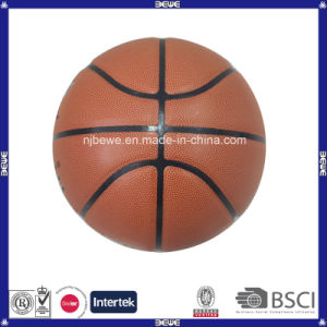 Custom Size 7 Match Basketball Ball pictures & photos