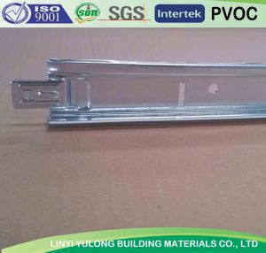 Good Quality 32h/38h T Grid/ T Bar for PVC Gypsum Ceiling and Mineral Fiber Ceiling System pictures & photos