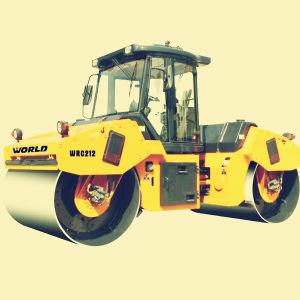 Dural Drive Full Hydraulic 12 Ton Compactor for Sale pictures & photos