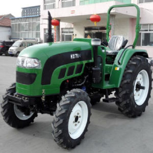 60HP 65HP 70HP 75HP 4WD Agricultural Farm Tractor for Sale pictures & photos