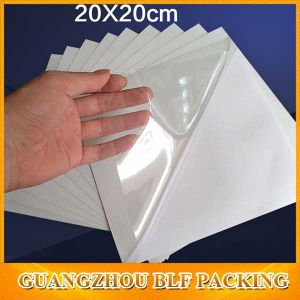 Clear Vinyl Sheet for Soft PVC (BLF-S091) pictures & photos