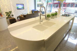 Staron Corian Solid Surface Kitchen Countertops