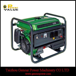 5.5HP 2kw Small Portable Gasoline Generator pictures & photos