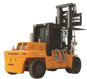 12ton to 35ton Heavy Forklift, Container Forklift with Cummins Engine for Sale pictures & photos