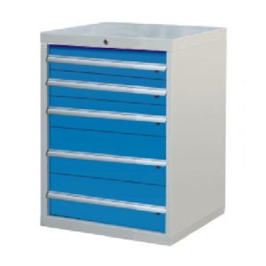 Westco Tool Cabinet with Drawers (Drawer Cabinet, Workshop Cabinet, FL-0850-5)
