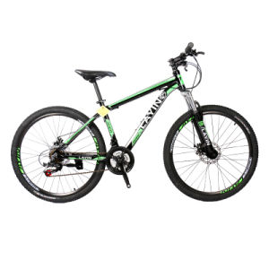 20/24/26 Inch Aluminum Alloy Mountain Bike 21-Speed Shimano Derailleur pictures & photos
