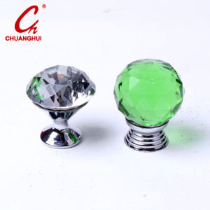 Hardware Accessories Crystal Furniture Door Knob Handle & Pull pictures & photos
