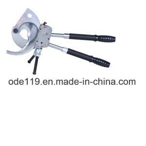 Cu-Al and Armoured Cable Ratcher Cutter (BE-XD-40) pictures & photos