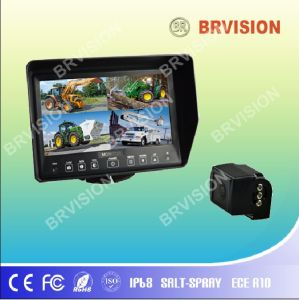 7 Inch Waterproof Rear View System with IP69k Reaview Camera for Truck pictures & photos