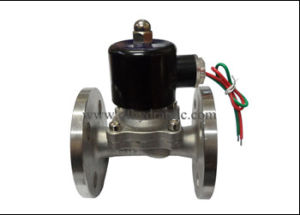 2/2 Way Direct-Acting Flange Solenoid Valve pictures & photos