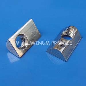 Self-Aligning Spring Block Flat Nut M8/M6 pictures & photos