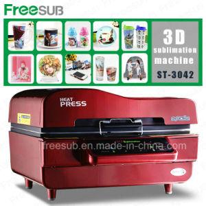 Freesub 3D Vacuum Heat Press Machine for Mugs & Cases (ST-3042) pictures & photos