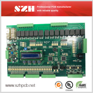 Gate Control Fr4 4 Layers HASL PCB PCBA pictures & photos