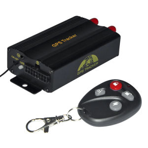Coban GPS Tracker Tk103b+ Support Dual SIM Card Lock Door pictures & photos