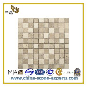 Decoration Granite Marble Mosaic Tiles for Background Wall (YQC) pictures & photos