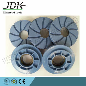 100mm Floor Polishing Pad with Snail Lock Backing pictures & photos