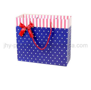 China Professional Full Color Shopping Bag Printing Service (jhy-492) pictures & photos