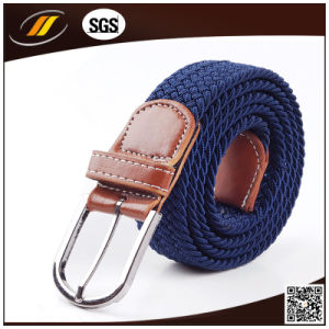 Wholesale Alloy Buckle Casual Elastic Belt (HJ0062)