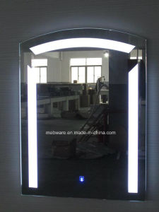 Hotel Style Wash Basin Mirror, Light LED Mirror pictures & photos